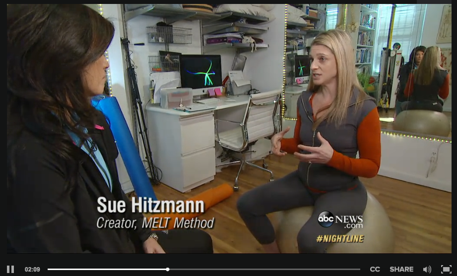 Sue Hitzmann on Nightline, March 2015
